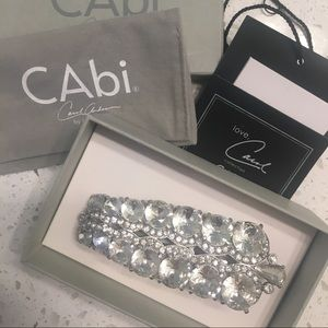 CAbi Jewelry - Cabi NEW heritage multi-use stole pin $79